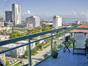 St Pete Penthouse For Sale | 400 4th Ave S #1209