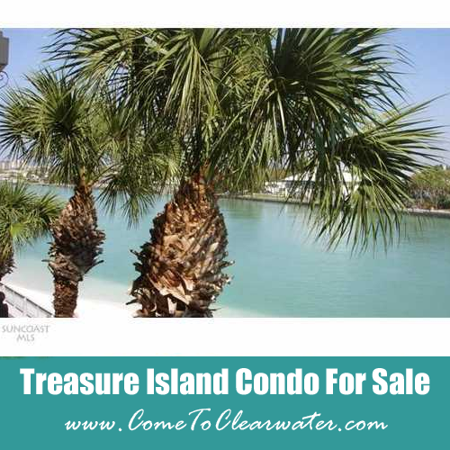 Treasure Island FL Condo For Sale