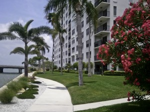 Waterfront St. Petersburg Condo For Sale   5220 Brittany Dr S #606