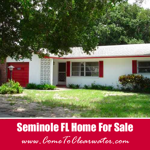 Seminole FL Homes For Sale