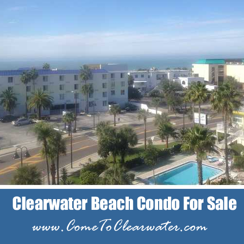 Clearwater Beach Condo For Sale - 445 Hamden Drive