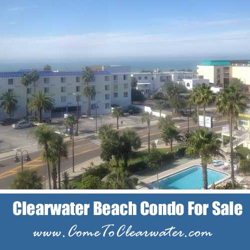 Clearwater Beach Condo For Sale - 445 Hamden Drive