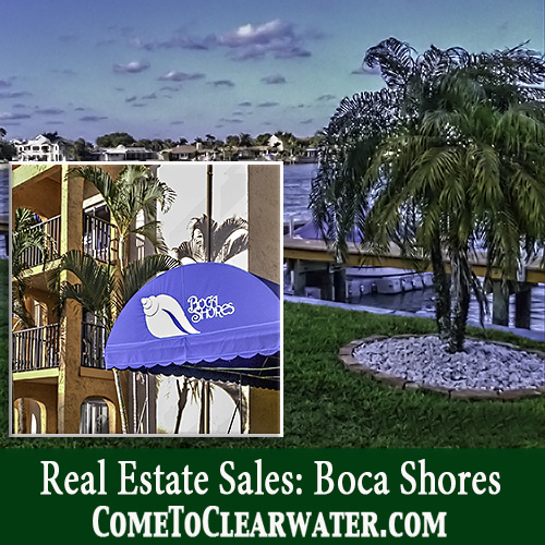 Real Estate Sales: Boca Shores