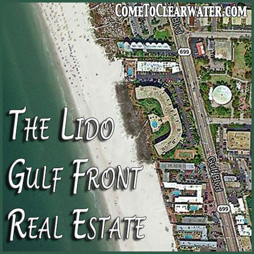 The Lido Gulf Front Real Estate