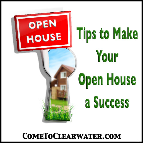 Tips to Make Your Open House a Success | Tips For Sellers