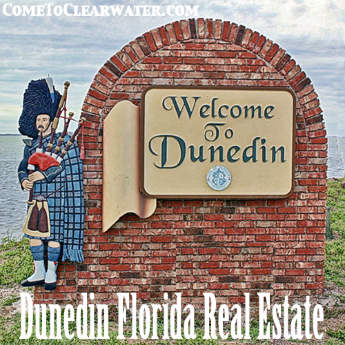 Dunedin Florida Real Estate - Take a Tour with Deb