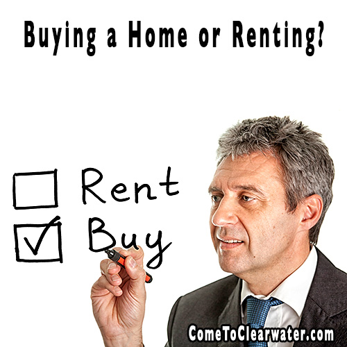 Buying a Home or Renting?