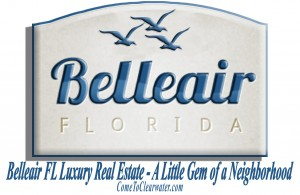 Belleair FL Luxury Real Estate - A Little Gem of a Neighborhood