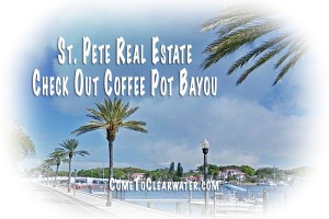 St. Pete Real Estate | Check Out Coffee Pot Bayou