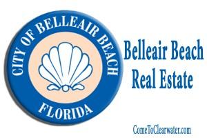 Belleair Beach Real Estate