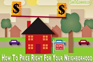 Tampa Bay Home Selling Tips : How To Price Right For Your Neighborhood