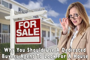 Why You Should Use A Dedicated Buyers Agent To Look For A House