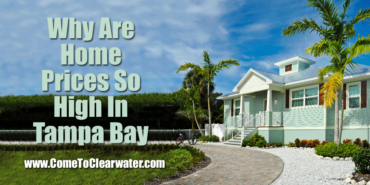 Why Are Home Prices So High In Tampa Bay?