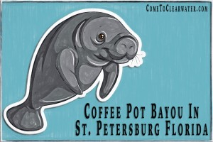 Coffee Pot Bayou In St. Petersburg Florida
