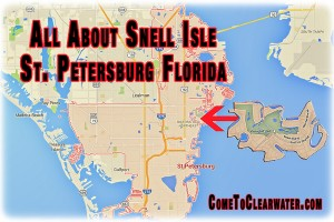 All About Snell Isle St. Petersburg Florida