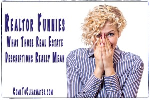 Realtor Funnies | What Those Real Estate Descriptions Really Mean