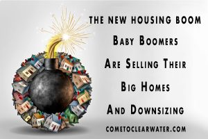 The New Housing Boom - Baby Boomers Are Selling Their Big Homes And Downsizing