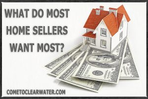 What Do Most Sellers Want Most