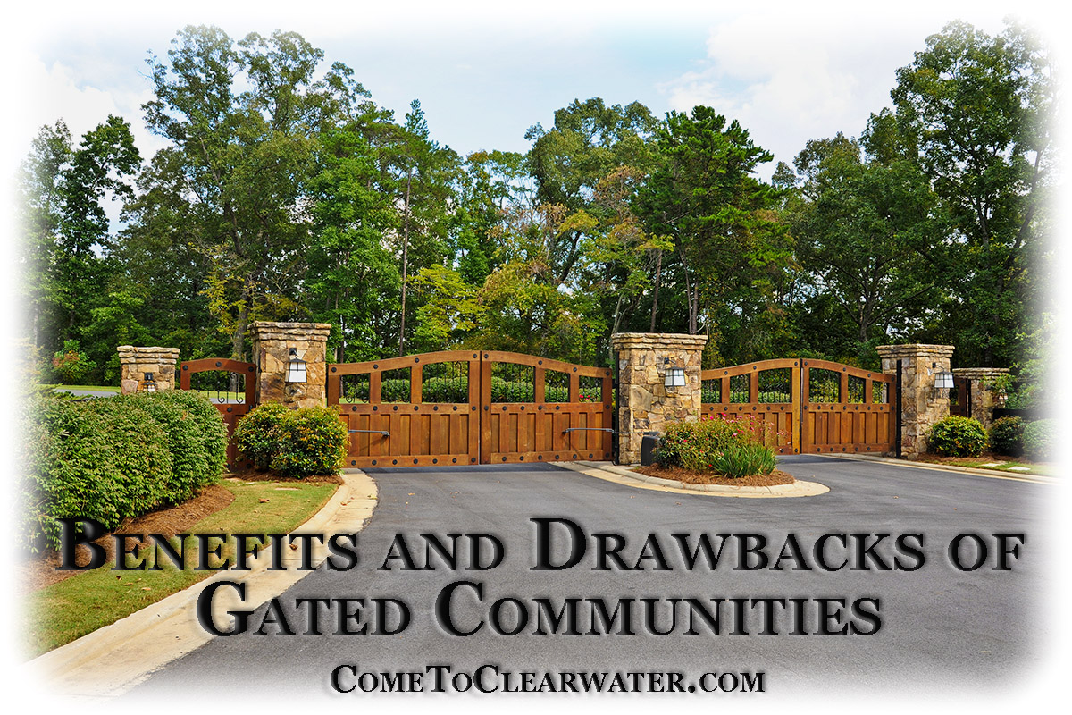 Benefits And Drawbacks Of Gated Communities