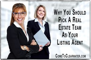 Why You Should Pick A Real Estate Team As Your Listing Agent