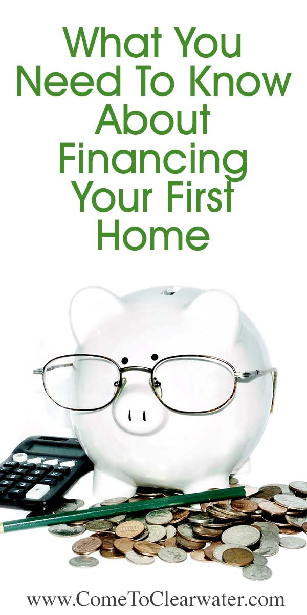 What You Need To Know About Financing Your First Home... Want to be a home owner? You need to be aware if a few things financially before you get started. Here are a few.